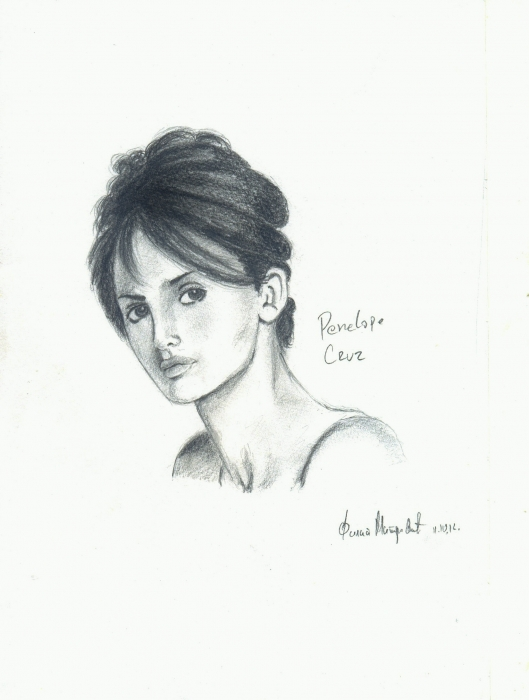 Penelope Cruz por FernandoSRB